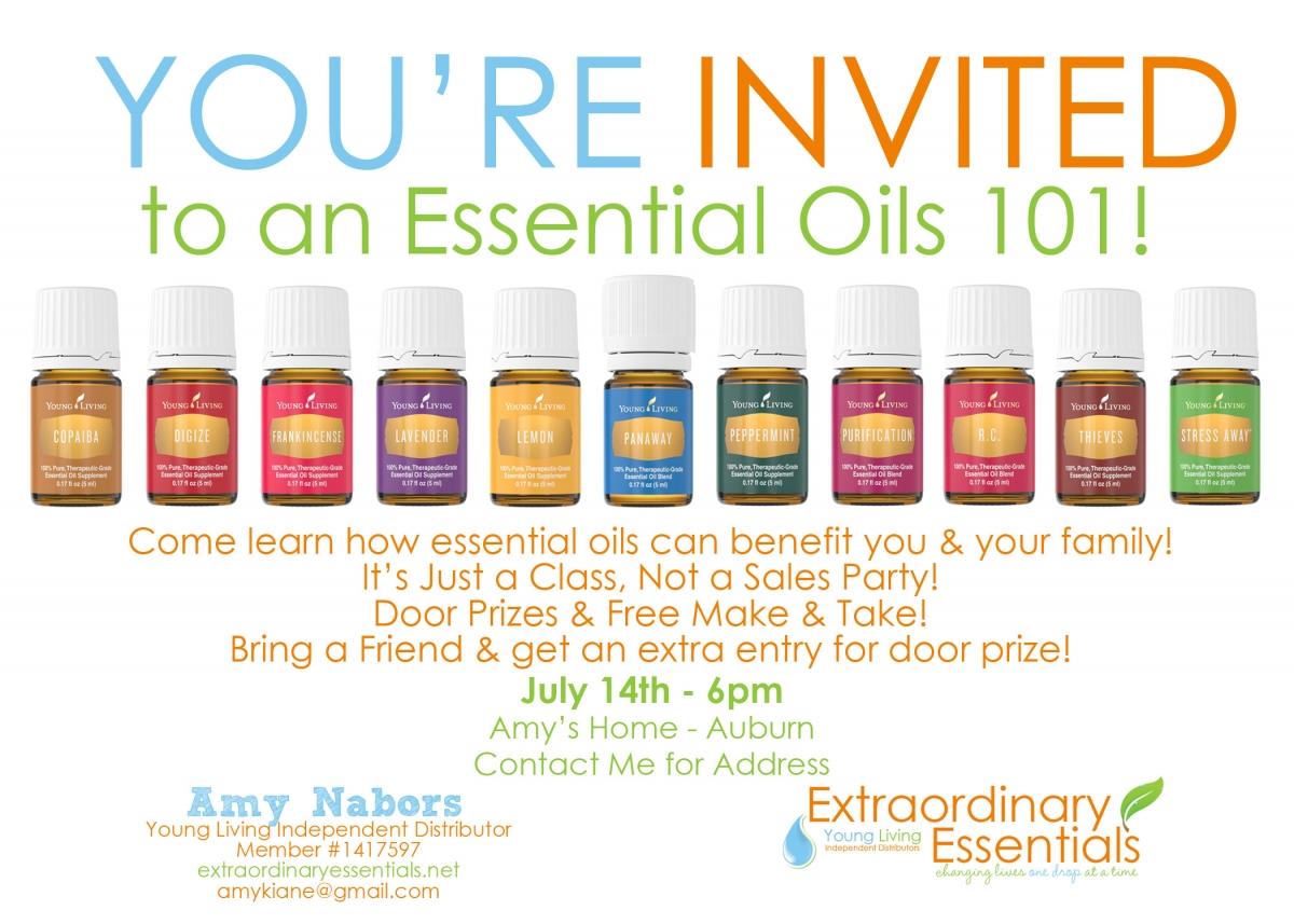 Essential Oils 101 187 Ordinarily Extraordinary